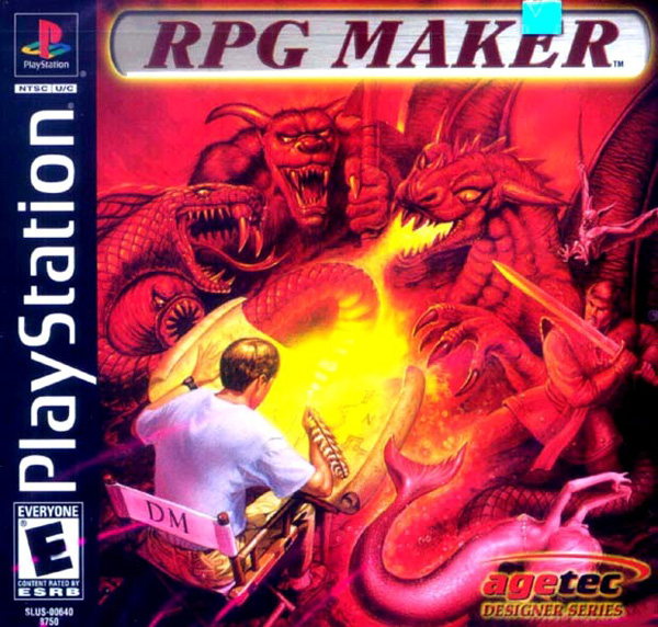 RPG Maker [U] Front Cover